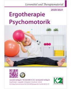 Katalog 2020/2021 Ergotherapie, Psychomotorik