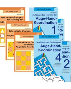 Auge-Hand-Koordination Übungen PDF
