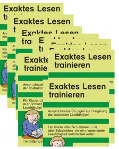 Exaktes Lesen trainieren PDF