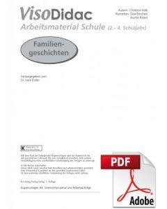 Familiengeschichten Sprach- / Lesematerial PDF