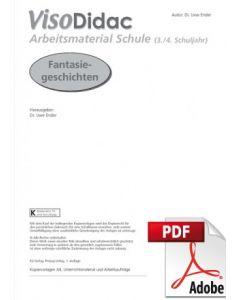Fantasiegeschichten Sprach- / Lesematerial PDF