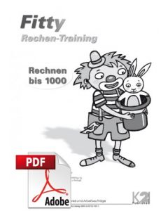 Fitty Rechentraining bis 1000 PDF