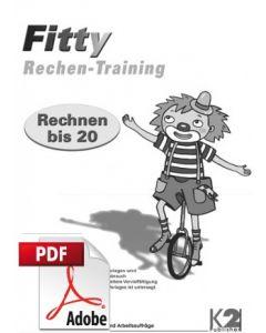 Fitty Rechentraining bis 20 PDF