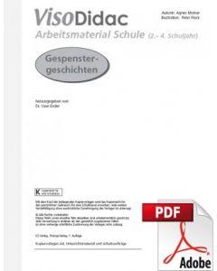 Gespenstergeschichten Sprach- / Lesematerial PDF