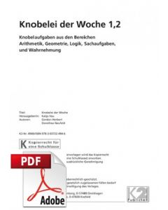 Knobelei der Woche Schuljahre 1 und 2 PDF