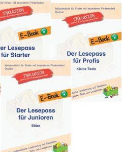 Lesepass - systematisches Lesetraining PDF