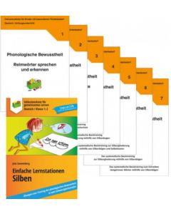 Phonologische Bewusstheit und Silbentraining PDF