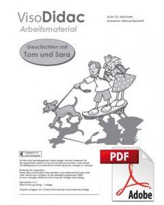 Tom und Sara Sprach- und Lesematerial PDF