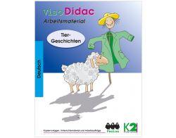 Tiergeschichten Sprach- und Lesematerial