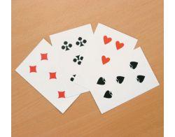 Mengenkarten ohne Ziffern Materialpaket