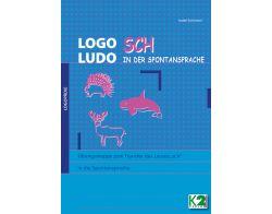 LOGO LUDO Übungsmappe SCH in der Spontansprache