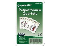 Grammatix Präpositionen