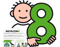 METACOM 8 Symbole, Einzellizenz - DVD