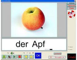 Lernprogramm Hören - Sehen - Schreiben
