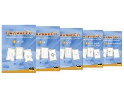 GraphoFit Paket 1: 5 Mappen alphabetische Strategie