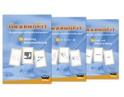 GraphoFit Paket 3: 3 Mappen morph./wortübergr. Strat.