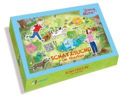 "Jona & Mira ""Schatzsuche im Garten"""