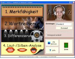 Audio 2 Schullizenz