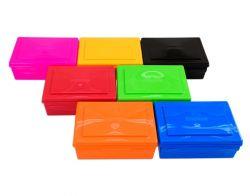Aufbewahrungsboxen, viele Farben, stabil, 7x19x15cm